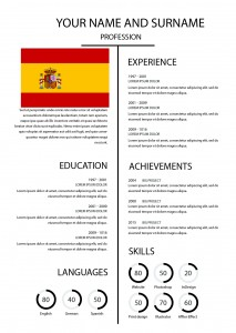 download cv template horizons bulgaria