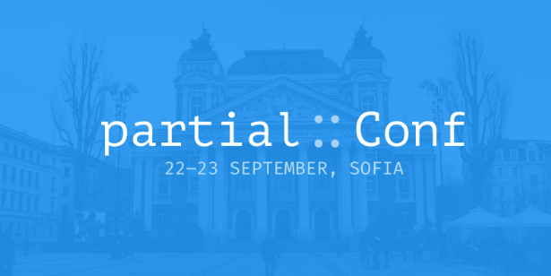 PARTIAL:: CONF – SOFTWARE CONFERENCE