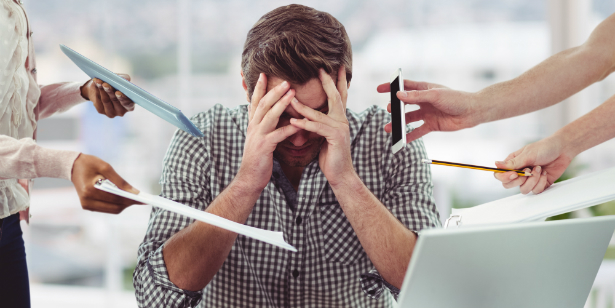 10 начина, по които рикрутърите тормозят служителите