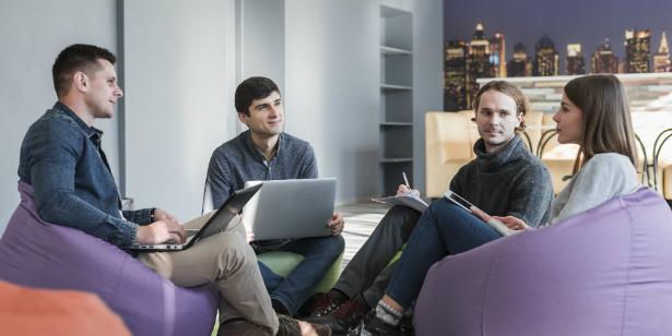 Как да въведете временно нает служител в екипа си
