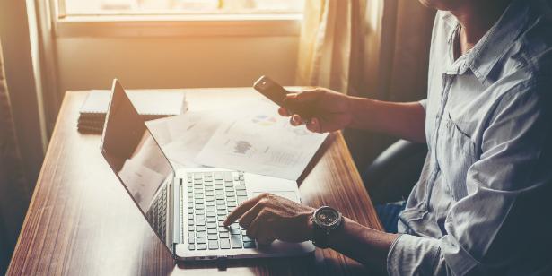 Как да бъдете продуктивни при работа от вкъщи по време на COVID-19